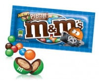 M&M's Pretzel (32g) (BEST-BY 07-2020)