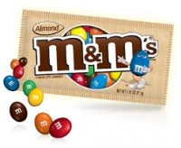 M&M's Almond, Share Size (80g)(BEST BY 30-03-21)