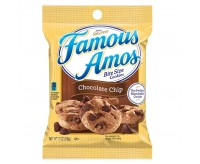 Famous Amos, Chocolate Chip Cookies (56g)