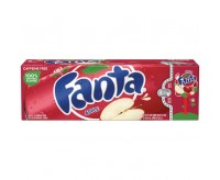 Fanta Apple, Fridgepack 12 cans (355ml)
