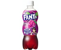 Fanta Grape (Japan) (500ml)