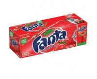 Fanta Strawberry - Fridge Pack (12x355ml)