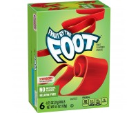 Fruit By The Foot, Strawberry (128g)