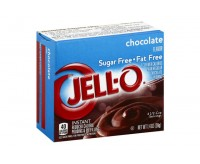 Jell-O Sugar & Fat Free, Instant Pudding & Pie Filling, Chocolate (39g) (BEST BY 03-12-19)