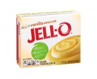 Jell-O Vanilla Instant Pudding & Pie Filling (96g)