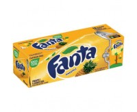 Fanta Pineapple, Fridge Pack (12x355ml)