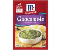 McCormick Guacamole Seasoning Mix (28g)