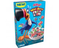Kellogg's Froot Loops Cereal, Wild Berry (286g)
