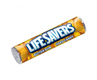 LifeSavers Hard Candy, Butter Rum Roll (32g)