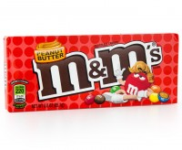 M&M's Peanut Butter, Theater Box (85g) (BEST BY  30-12-20)