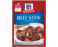 McCormick Beef Stew Seasoning Mix (42g)