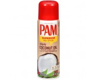 Pam Simply Coconut Oil No-Stick Cooking Spray (141g)