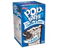 Pop-Tarts Cookies & Creme, Frosted (400g)