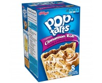 Pop-Tarts Cinnamon Roll, Frosted (400g)