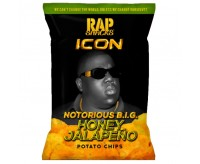 Rap Snacks Icon Notorious B.I.G. - Honey Jalapeño Chips (71g)