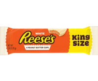 Reese's White Peanut Butter Cups, King Size 4-Pack (79g)