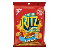 Ritz Bits Cheese, Mini Bag (28g) (BEST-BY DATE: 16-04-2021)