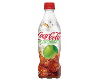 Coca Cola Clear Lime, Japan Edition (500ml)