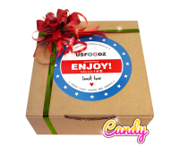 USfoodz Surprise Box, Candy Lover