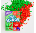 Wonka Nerds What-a-Melon & So Verry Cherry (46g)